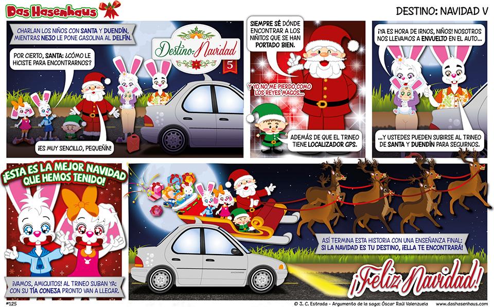 Destino: Navidad V