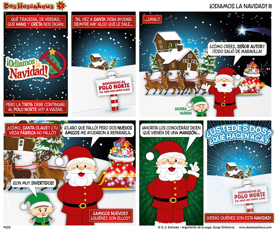 ¡Odiamos La Navidad! III