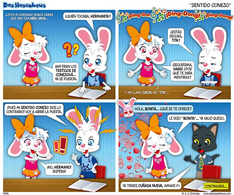 """""""Sentido Conejo"""""""