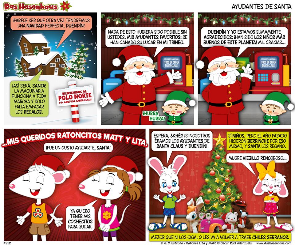 Ayudantes de Santa