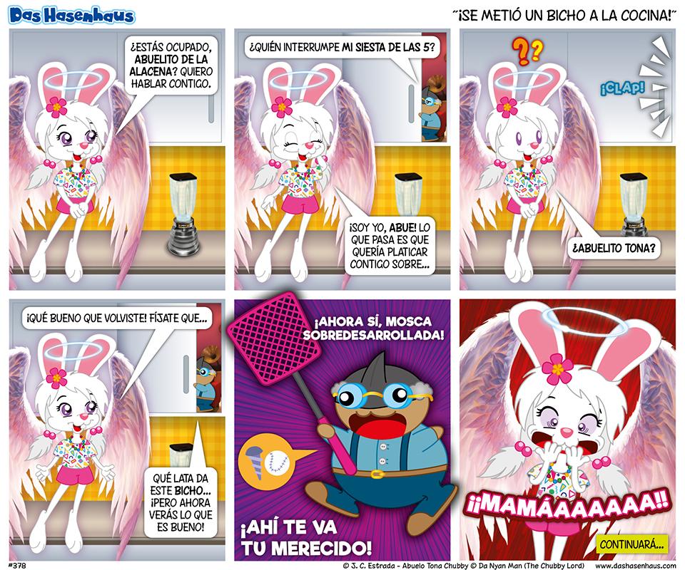 """""""¡Se Metió Un Bicho A La Cocina!"""""""