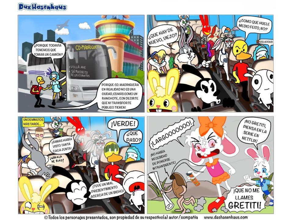Dux Hasenhaus - El Viaje 2
