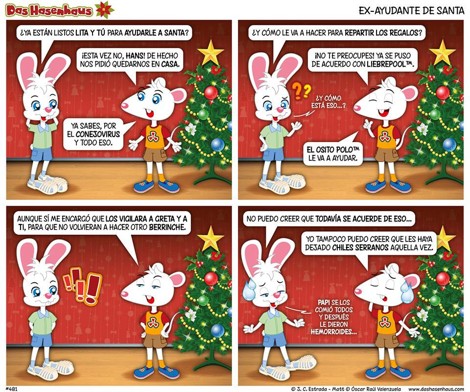 Ex-Ayudante de Santa