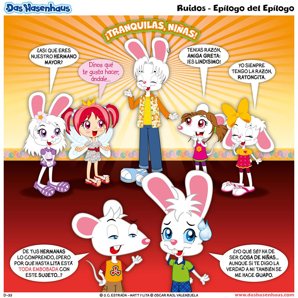 Ruidos - Epílogo del Epílogo