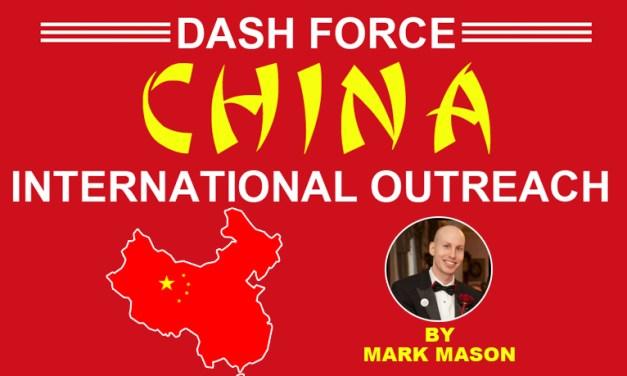Introducing Dash Force China