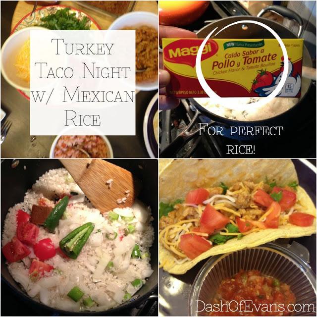 Taco Night, Meal Plan, #TacoTuesday