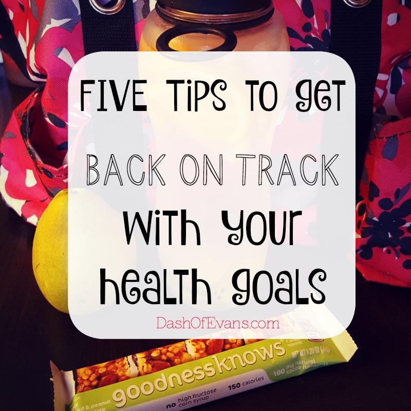 Five-Tips-Back-On-Track