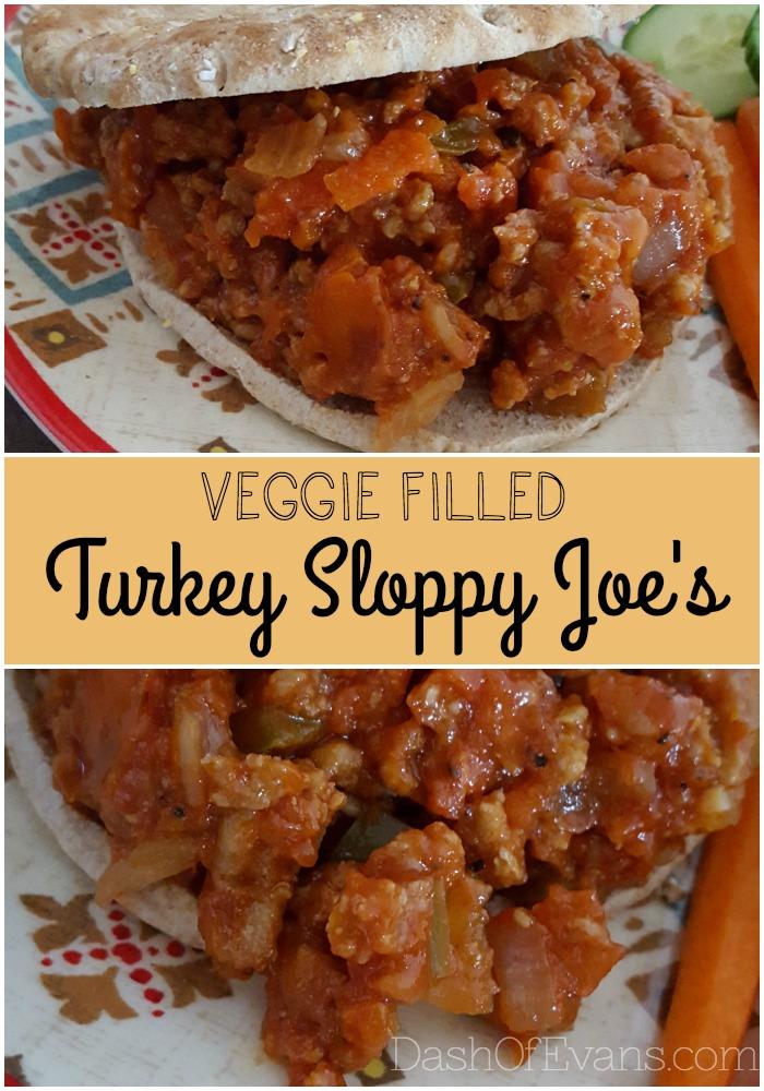 Sloppy Joe's, Turkey, Jennie-O turkey, sandwiches, kid friendly food