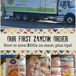 Zaycon Fresh: Our First Chicken Pickup!