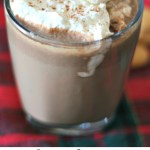 Mmmm Monday: Slow-Cooker Hazelnut Hot Chocolate