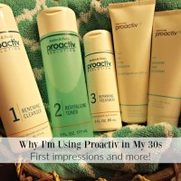 Why I'm Using Proactiv in my 30s • First Impressions and more via @DashOfEvans