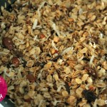 5-Minute Skillet Granola: Honey Roasted Almond