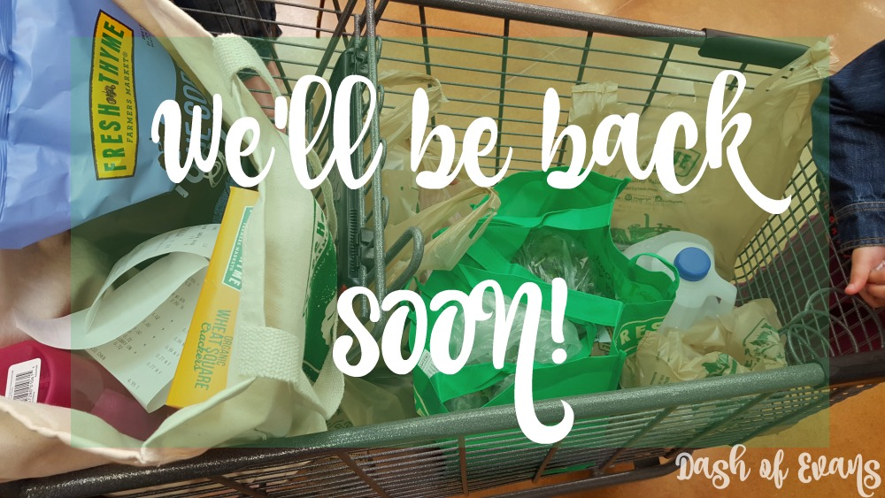 Have you checked out #FreshThyme in Grand Rapids yet? Let me know what you think!