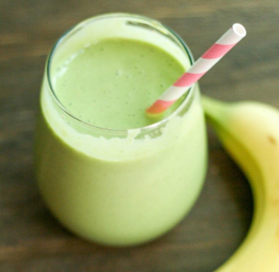 Go-to Green Smoothie freezer kits via @DashOfEvans #MySmoothie (ad)