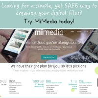 Looking to declutter your digital life? Try MiMedia! A simple, yet SAFE cloud service that has your privacy in mind. See more info at @DashOfEvans (ad) #TheMotherhood#MiMedia