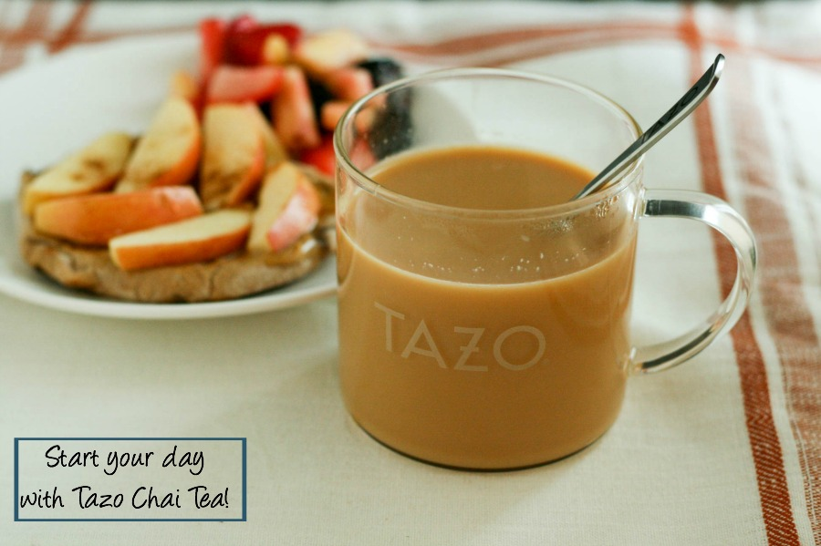 Did you know that TAZO® Chai Latte K-Cup® pods are now available for your Keuirg?! Start your day of with a relaxing up of tea!