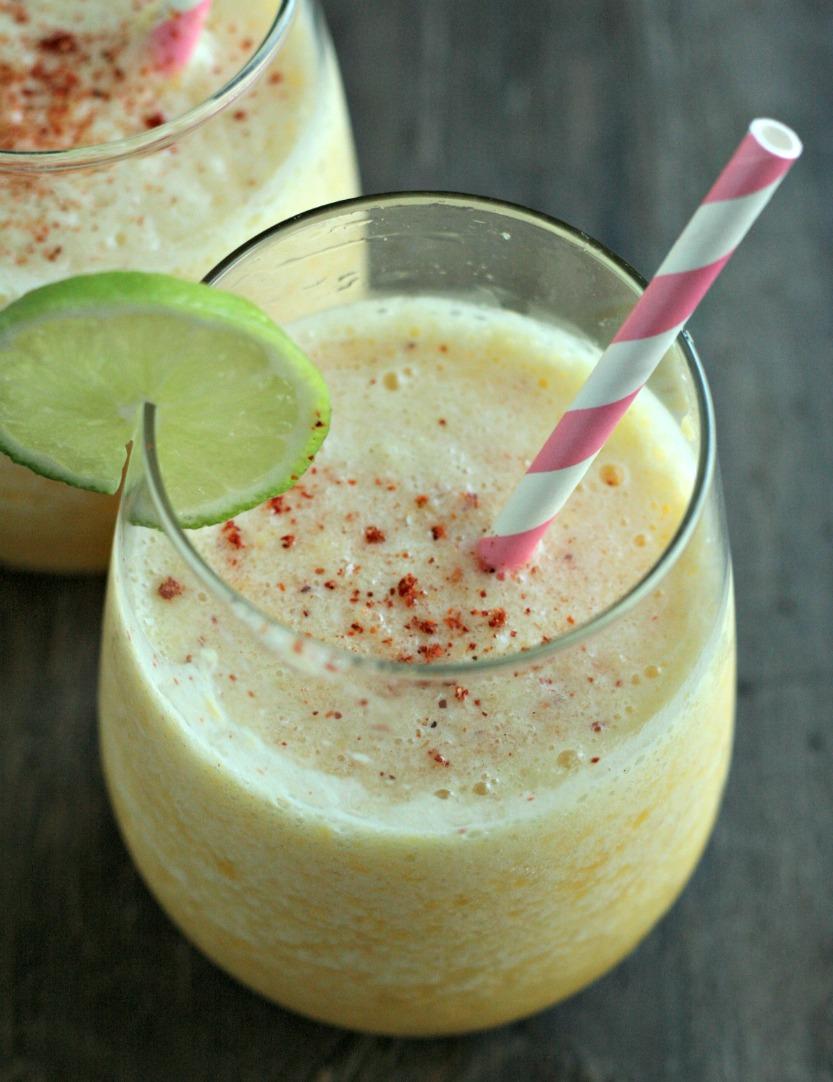 Spiced Pineapple Margarita