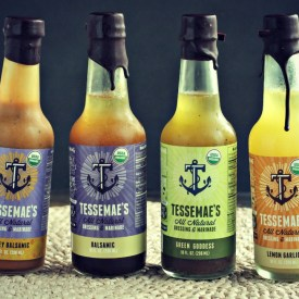 Switch Up Your Salads with Tessemae's All Natural Dressings!