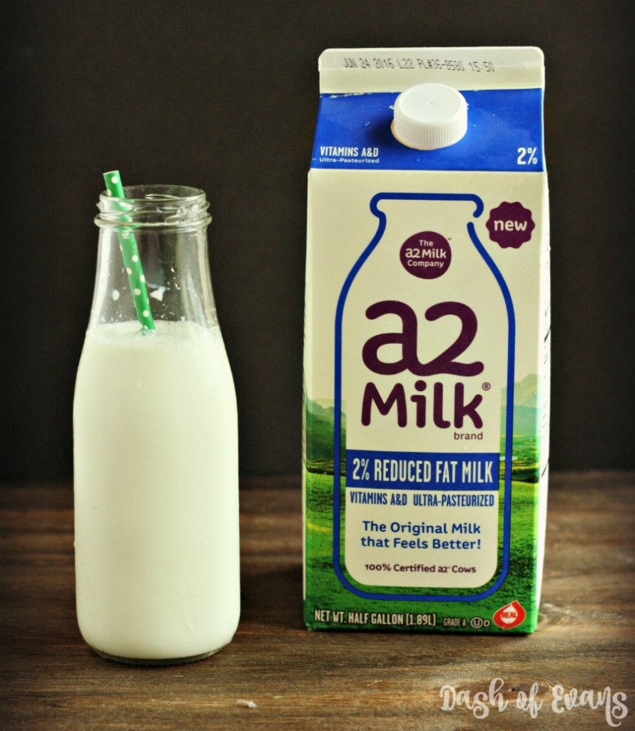 a2 Milk® allows people who experience discomfort from milk to drink REAL MILK again. Yes, it's true! via @DashOfEvans