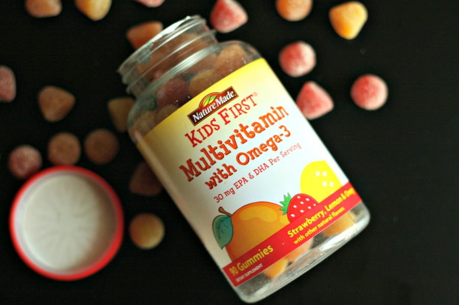 Keep your kiddos healthy with Nature Made® KIDS FIRST® vitamins from Target! via @DashOfEvans
