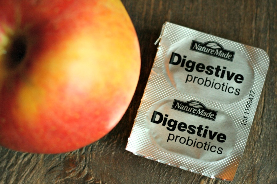 Nature Made Digestive Probiotics available at Walmart! #NatureMadeAtWalmart #IC #ad