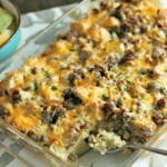 The Ultimate Overnight Breakfast Casserole