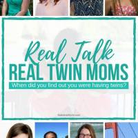 Real Talk with Twin Moms--a new series collaborating with fellow blogger twin mamas!
