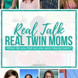 New Series: Real Talk with Real Twin Mom...
