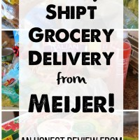 All about Shipt, the new grocery delivery service from Meijer! Hear my reviews, tips and everything you need to know...from a budget shopper point of view. via @DashOfEvans