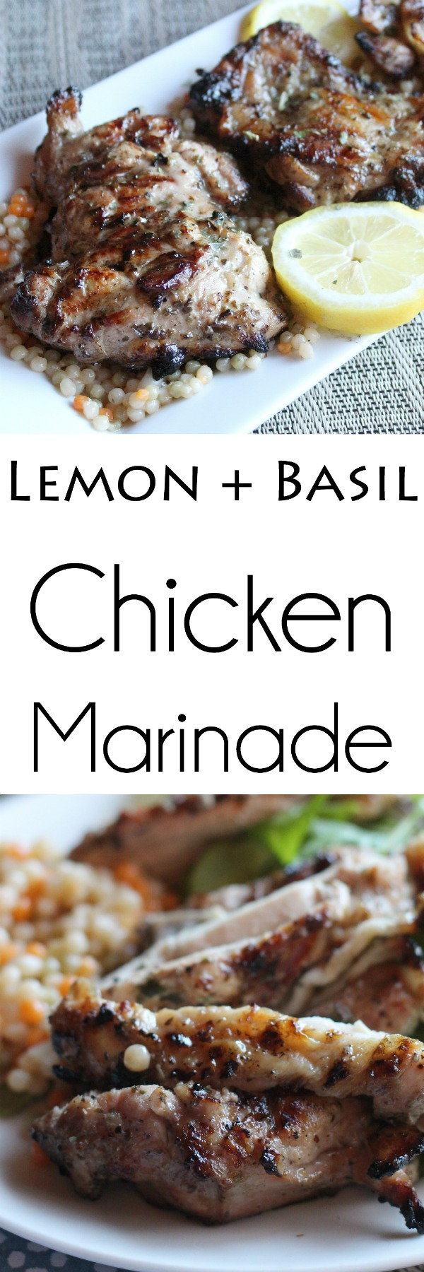 Quick and flavorful marinade for chicken or any type of meat! YUM! via @DashOfEvans