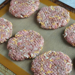 Meal Prep: Freezer Burger Patties