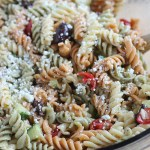 Summer Sides: Quick & Easy Pasta Salad