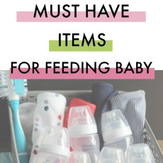 5 Must Have Feeding Items to Add to a Registry