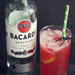 Looking for the perfect party cocktail? Try this Bacardi Rum Citrus Punch! via @DashOfEvans