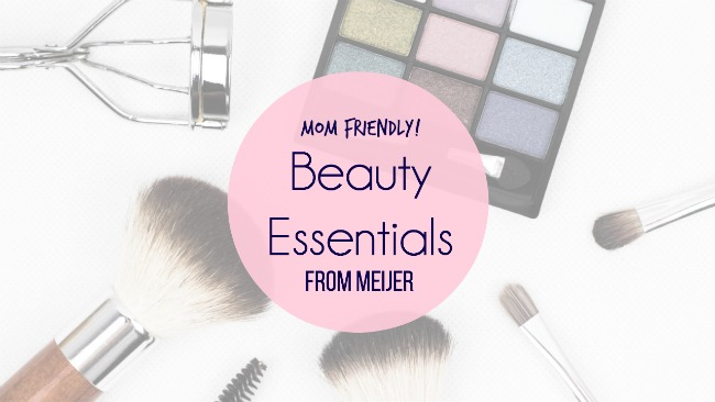 Mom friendly beauty essentials from @Meijer! via @DashOfEvans
