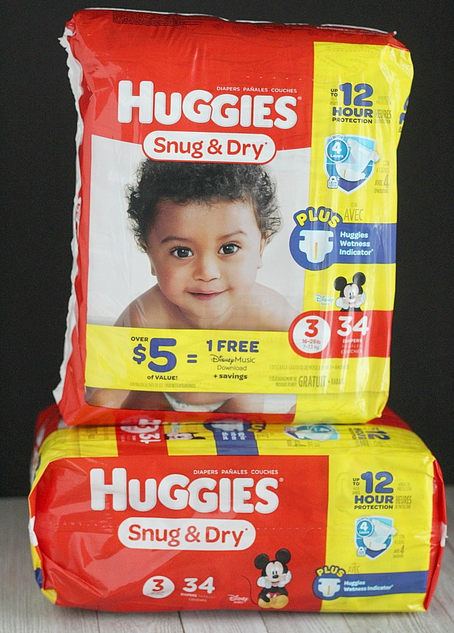 Purchase Huggies at Dollar General and help families in need thrive. via @DashOfEvans