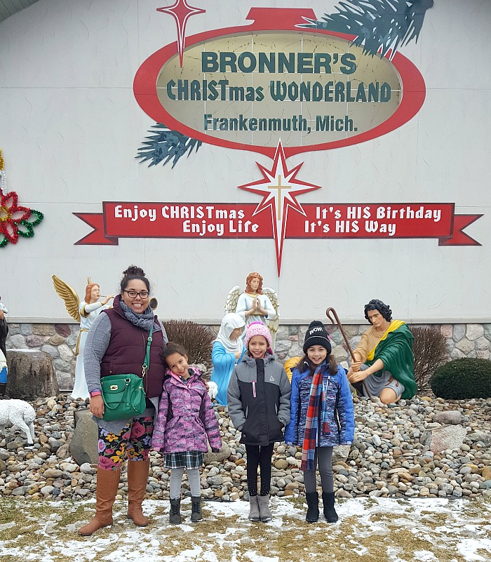24 Hours in Frankenmuth, Michigan with kids--from Bronners to Main Street, our favorite finds! via @DashOfEvans