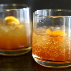 Cocktail Recipe: Whiskey Ginger Twist