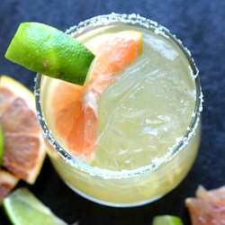 Homemade Mixers: Easy Triple Citrus Marg...