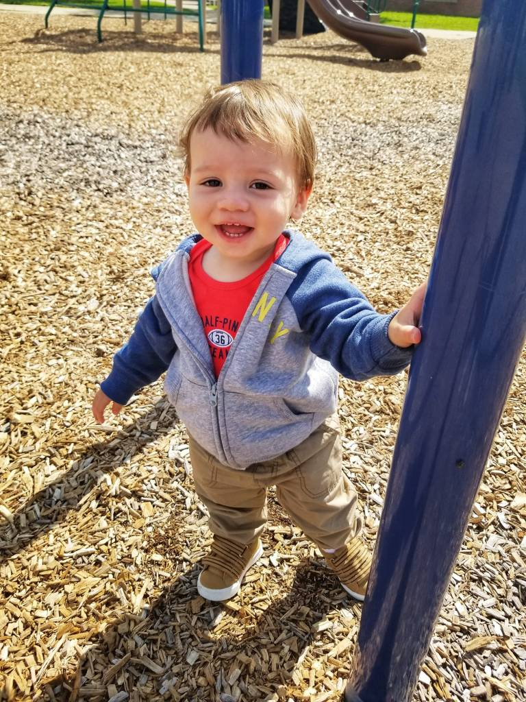 """Do you know the requirements for booster seats in your state? Here in Michigan the height is 4'9""""--safety is always first when it comes to your kiddos! For more information, check out my post on @DashOfEvans. #MIcarseats #IC #ad"""