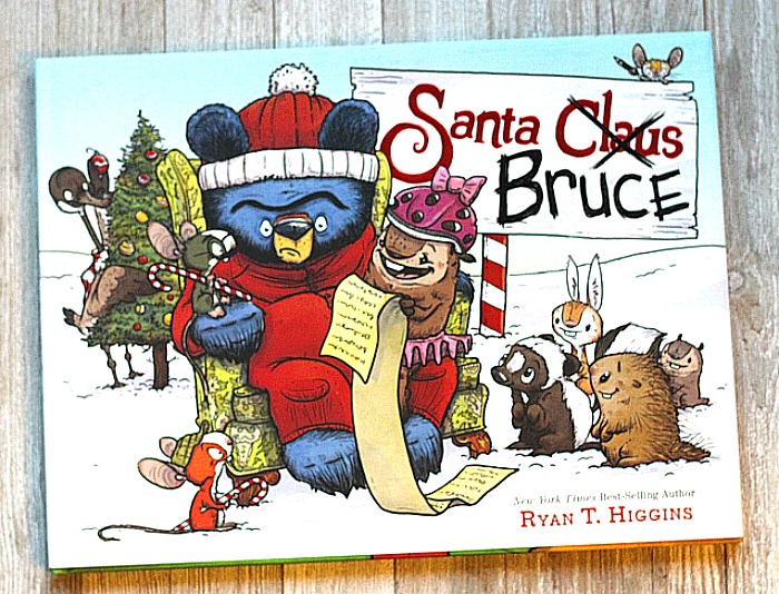 5 ways you can prepare for the holidays--without feeling grouchy like Bruce. Also, check out the new book Santa Bruce by Ryan T. Higgins! via @DashOfEvans