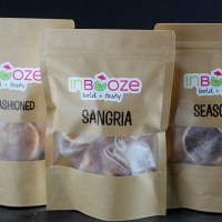 Looking for a unique holiday gift for a cocktail lover? Check out InBooze kits to infuse your alcohol!