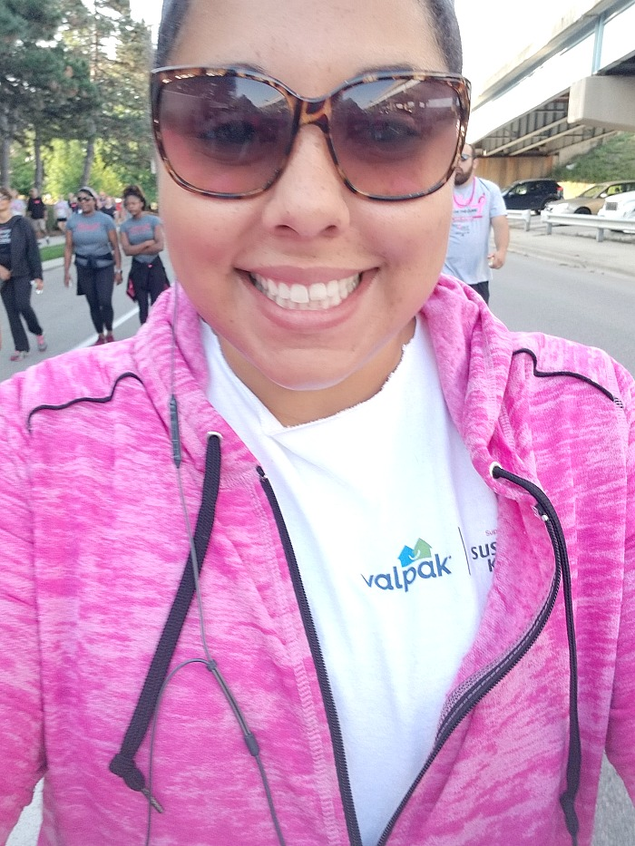 Race for the Cure in Grand Rapids, MI 2018. via @DashOfEvans #Pak4ACure