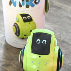 STEAM Gift for Kids: Miko 2 robot