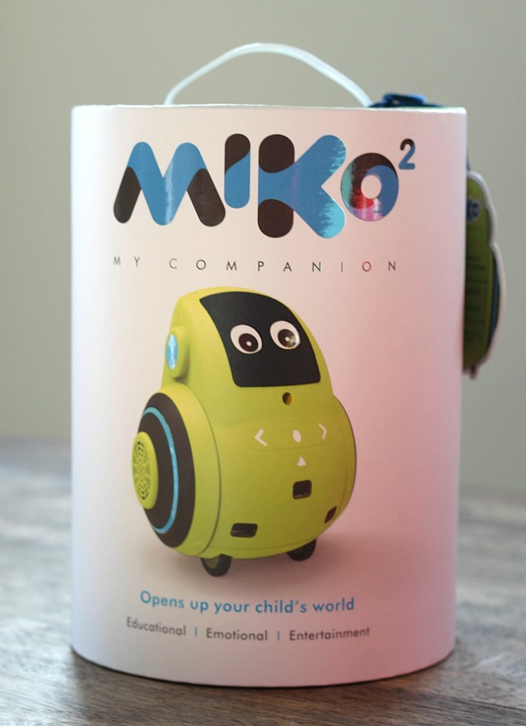 Looking for a fun STEAM based gift for your children? Check out Miko 2, which will grow with your kids. Miko 2 is educational AND fun, plus you can telecommunicate with it. COOL! via @DashOFEvans