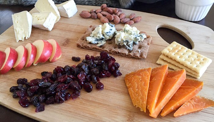 Beginner's Cheese Board