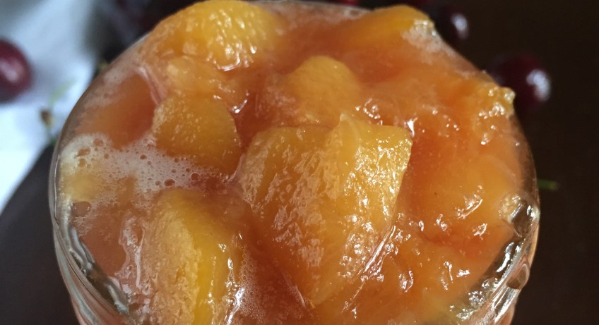 Fresh Fruit Compotes | dashofjazz.com