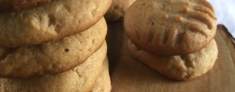 Spiced Peanut Butter Cookies | dashofjazz.com