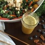 Perfect Homemade Salad + Dressing | dashofjazz.com