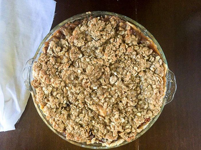 Ultimate Autumn Apple Pie